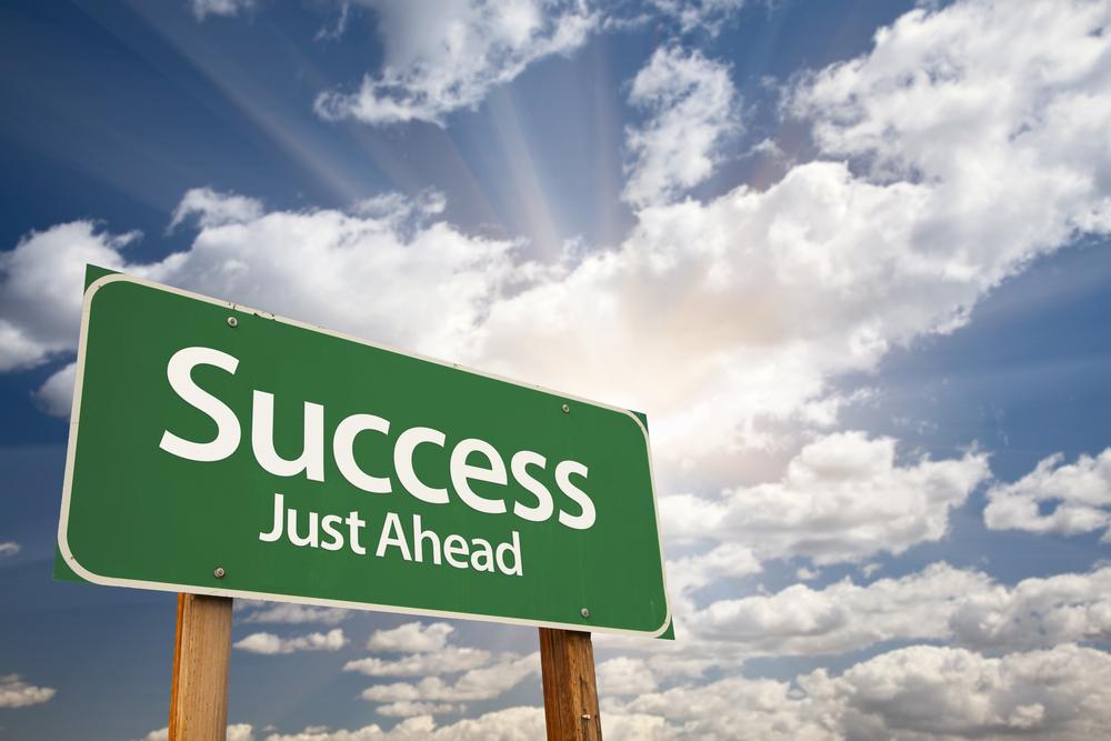 Success quote #1