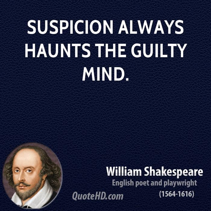 Famous quotes about 'Suspicion' - QuotationOf . COM