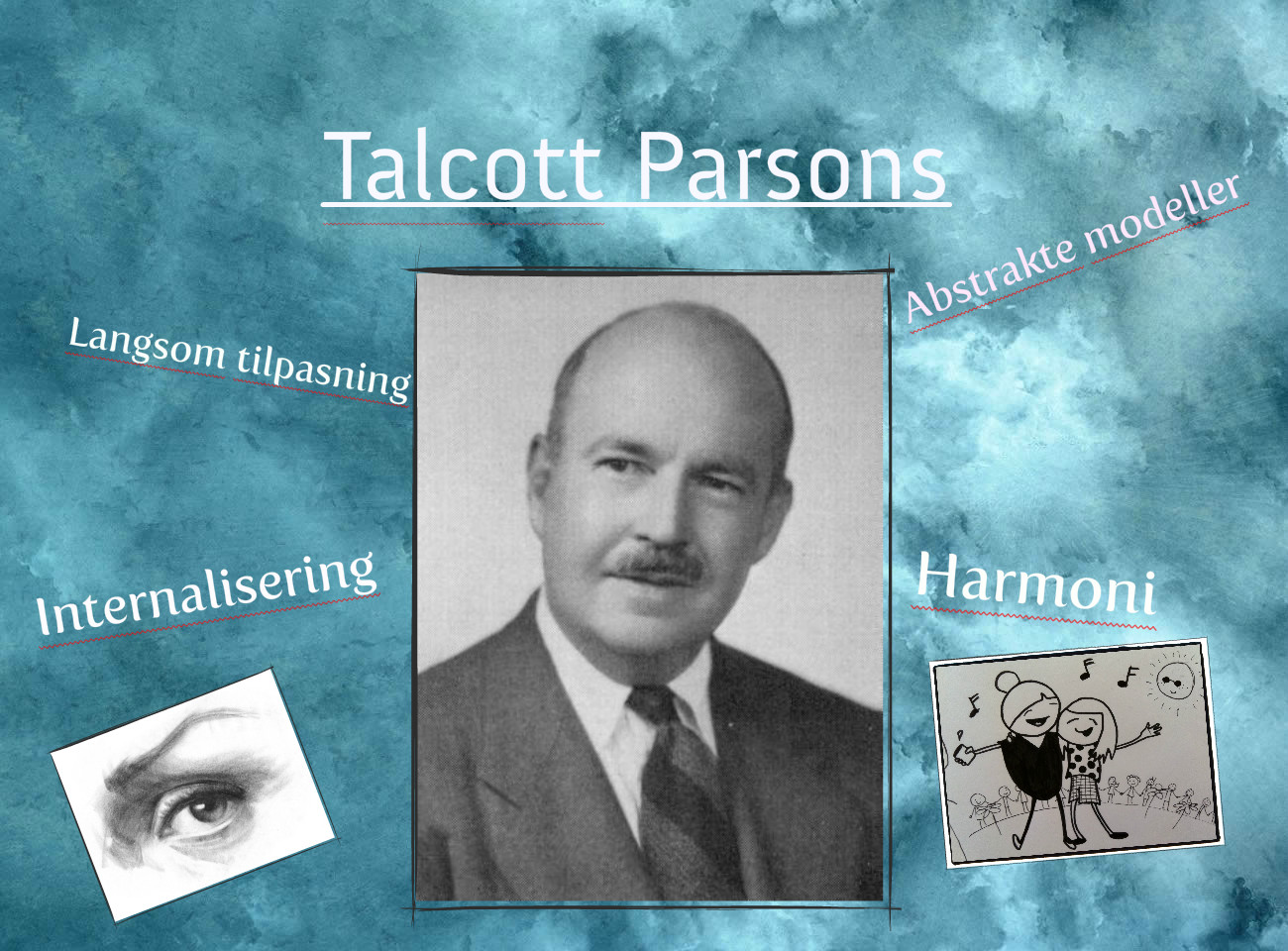frank parson and his theories Amherst college had become the parsons' family college by tradition his father and his uncle frank had attended it the social theories of talcott parsons.