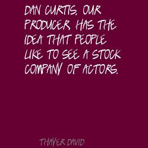 Thayer David's quote #1