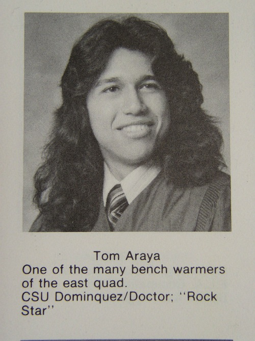 Tom Araya's quotes, famous and not much - QuotationOf . COM