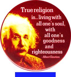 Albert Einstein Quotes Religion