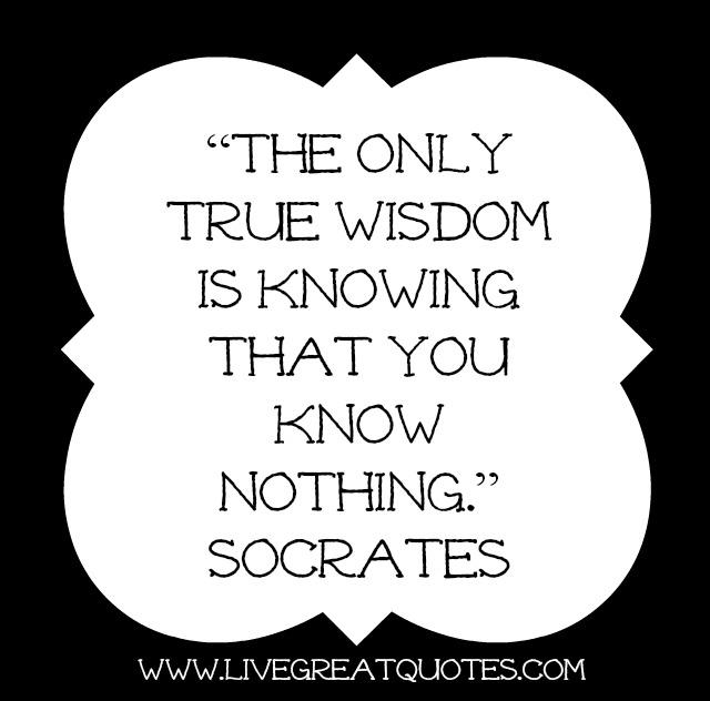 Famous quotes about 'True Wisdom' - QuotationOf . COM