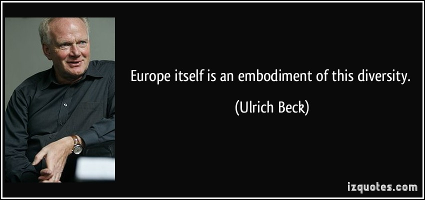 Ulrich Beck's quote #1