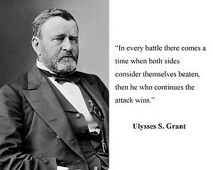 Ulysses S. Grant's quote #1