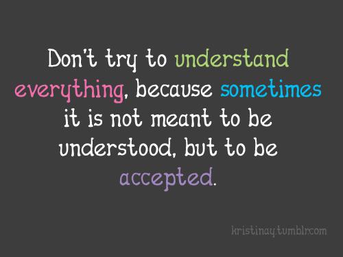 Understand quote #4