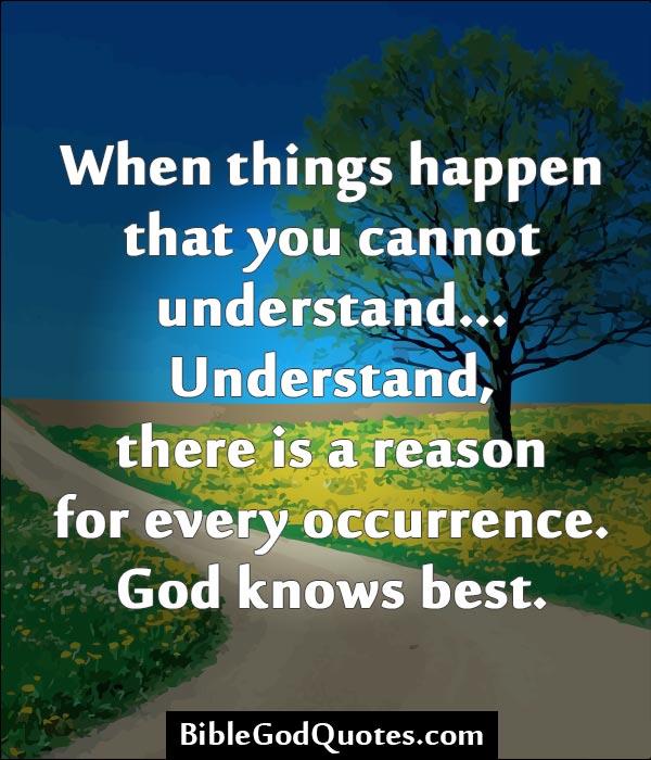 Understand quote #7