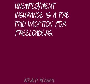 Quotes about unemployment   quotes and sayings