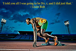 Usain Bolt's quote #4