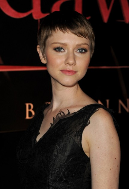 Valorie Curry Topless. Leaked