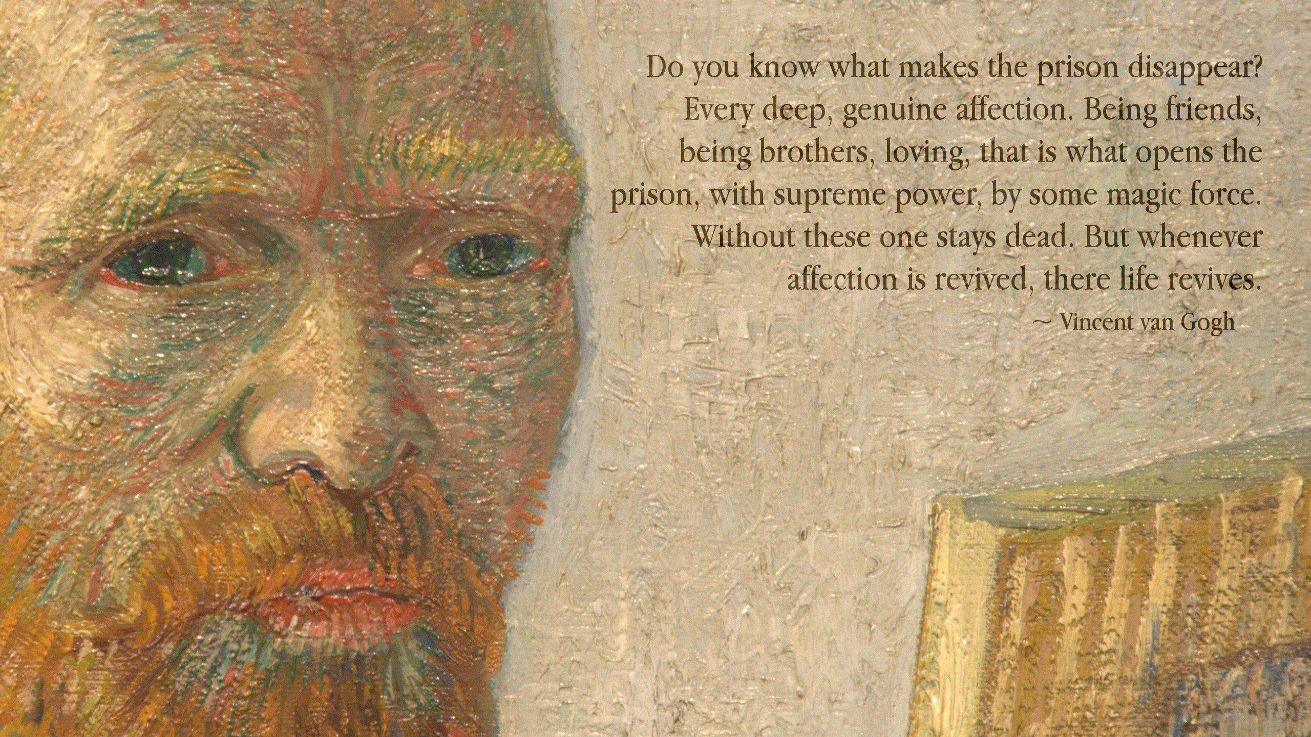 vincent van gogh essay Vincent van gogh (1853-1890) is a great dutch artist, a vivid representative of post-impressionism his creative path was short-lived but very fruitful: for more than ten years he created about 2000 unusual paintings.