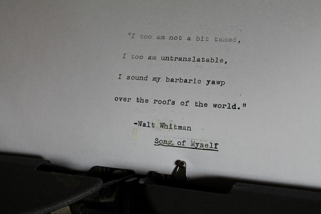 Famous quotes about 'Walt Whitman' - QuotationOf . COM