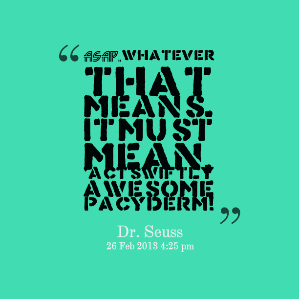 Whatever quote #3