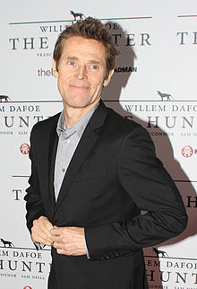 Willem Dafoe's quote #2
