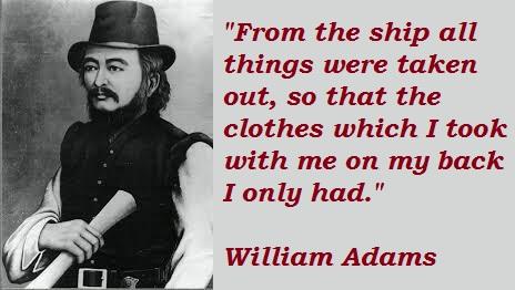 William Adams's quote #3