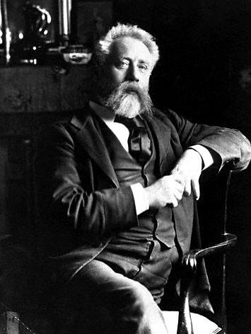 William Ernest Henley bio