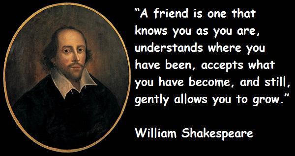 William Shakespeare's quote #2