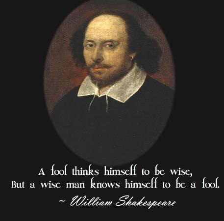 William Shakespeare's quote #3