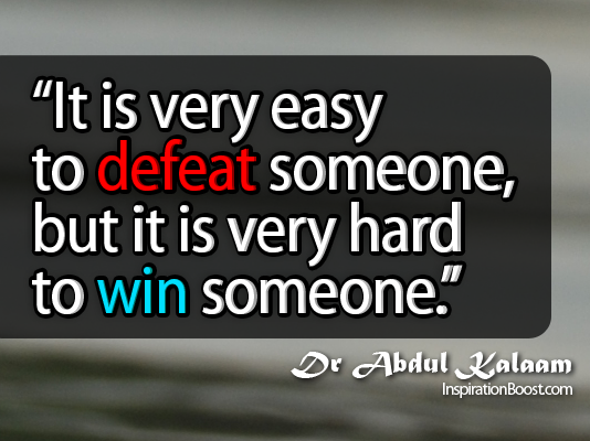 Famous Quotes About 'Win-Win'
