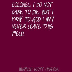 Winfield Scott Quotes