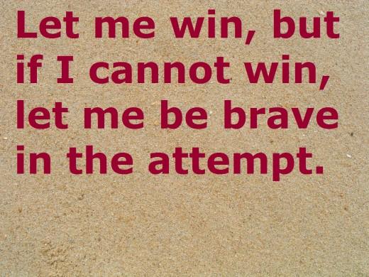 Winning quote #3