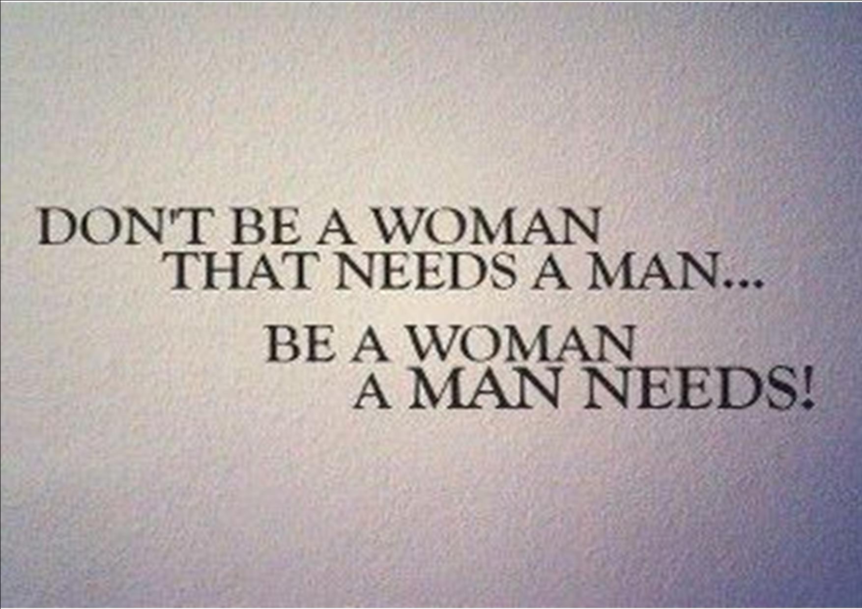 Women quote #1