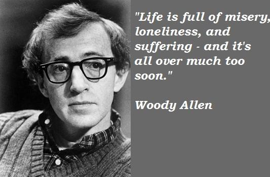 Woody Allen quote #1