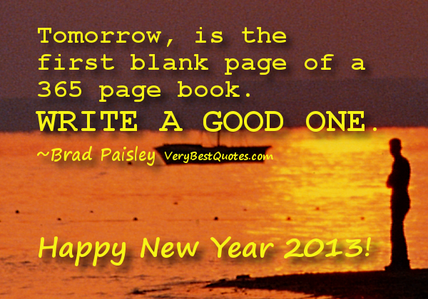 Year quote #5