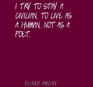 Yehuda Amichai's quote #2
