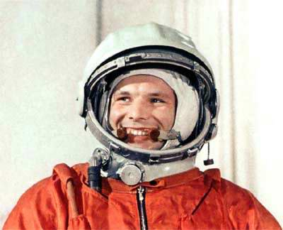 Yuri Gagarin's quote #1