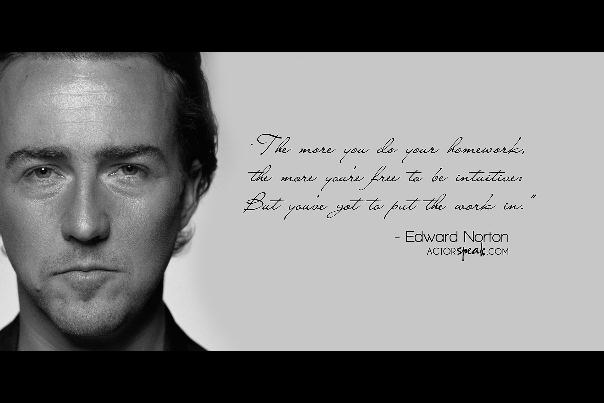 Actor quote #2