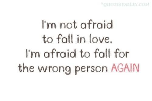Afraid quote #4