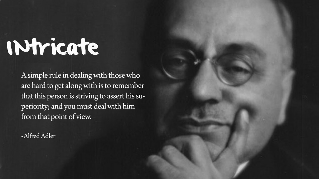 Alfred Adler's quote #7