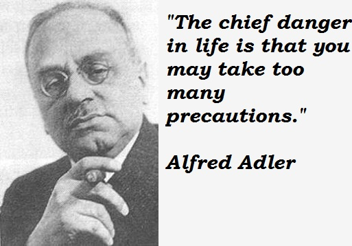 Alfred Adler's quote #3