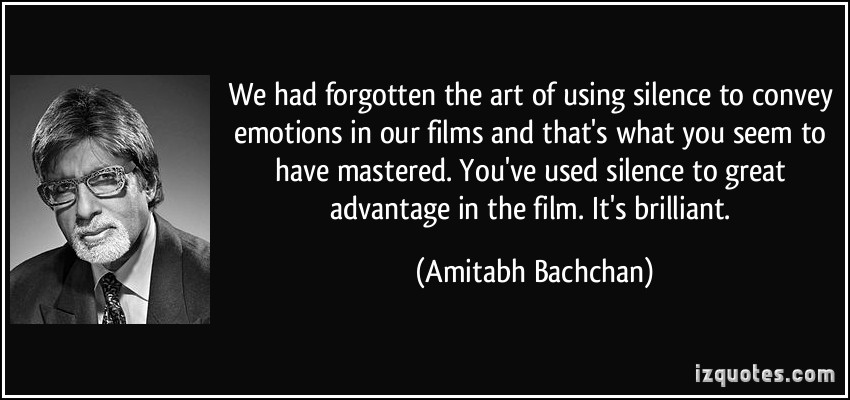 Amitabh Bachchan's quote #5