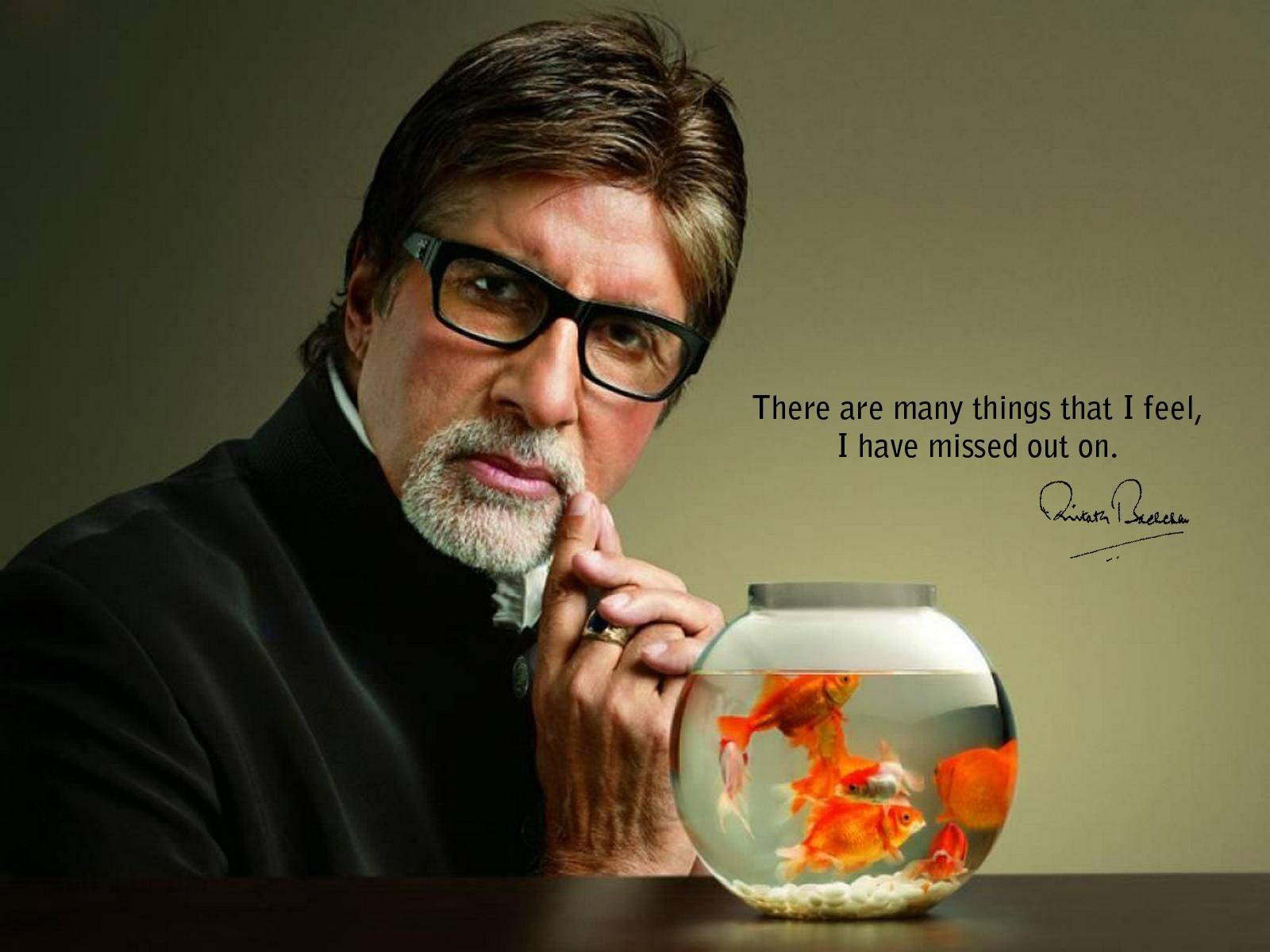 Amitabh Bachchan's quote #1