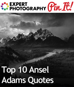 Ansel Adams's quote #3
