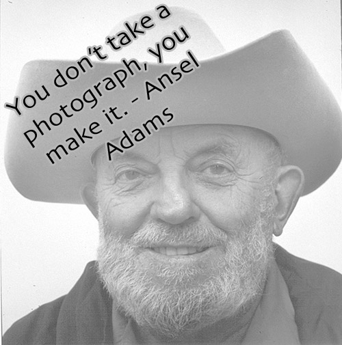 Ansel Adams's quote #4