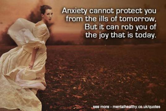 Anxiety quote #5