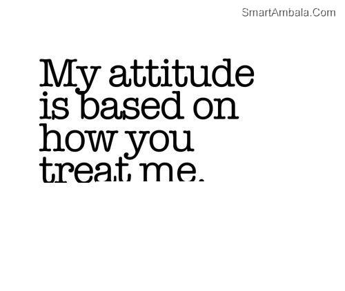 Attitude quote #5