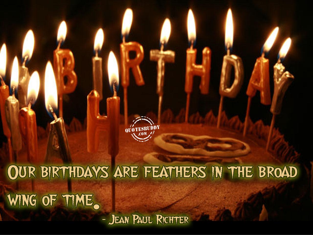 Birthday quote #2