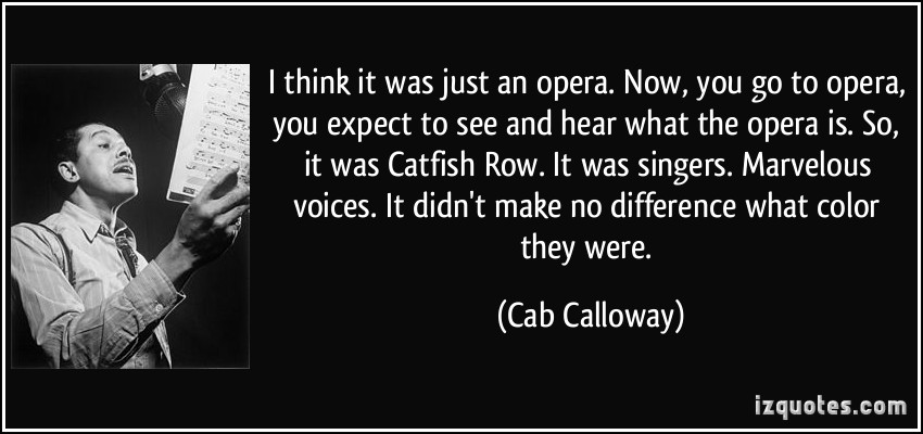 Cab Calloway's quote #1