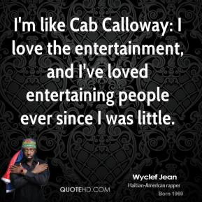 Cab Calloway's quote #6