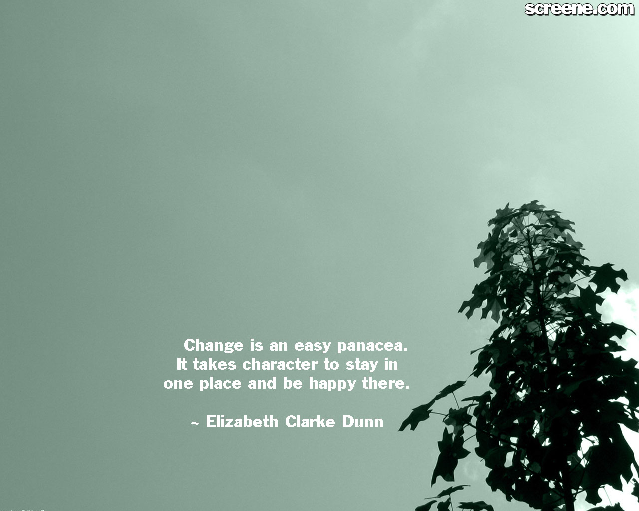 Change quote #6