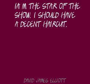David James Elliott's quote