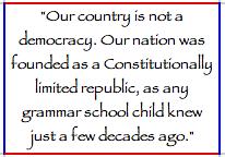 Democracy quote #1