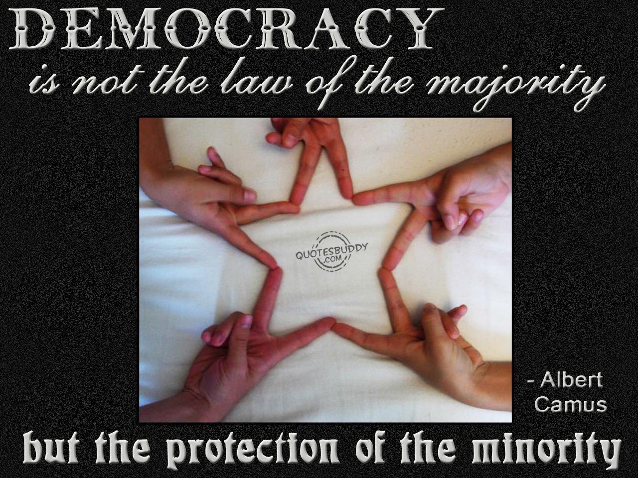 Democracy quote #7