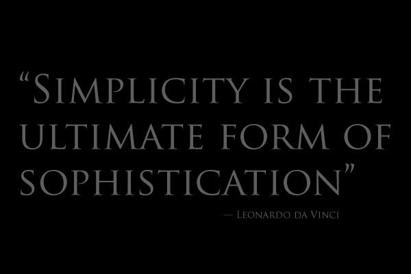 Design quote #4