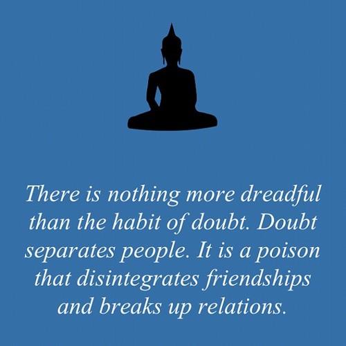 Doubt quote #2