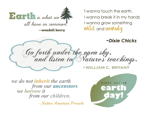 Earth quote #1